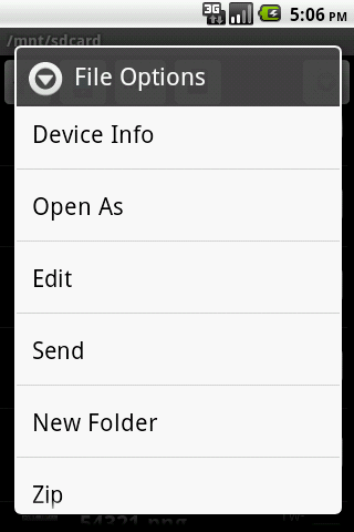 BL File Explorer - Free- screenshot