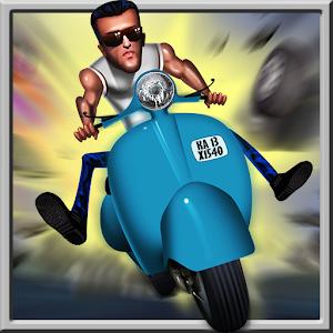 快速摩托:勇往直前3D 賽車遊戲 App LOGO-APP試玩