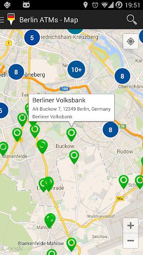 Berlin ATM's