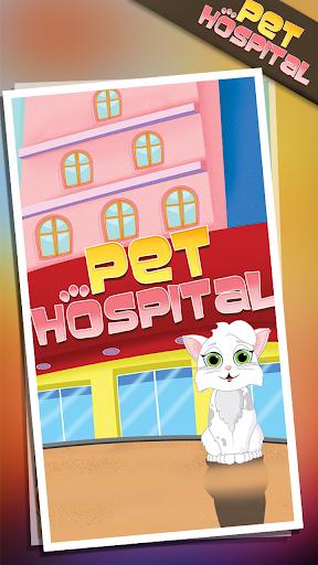 宠物医院-乐趣医生游戏