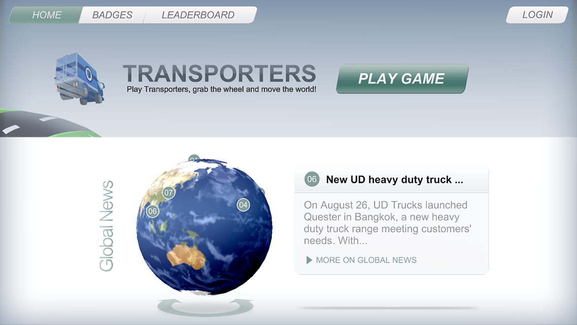 Transporters- screenshot
