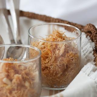 A Vermicelli Dessert to Celebrate Eid – Saffron Zarda Shemai Recipe