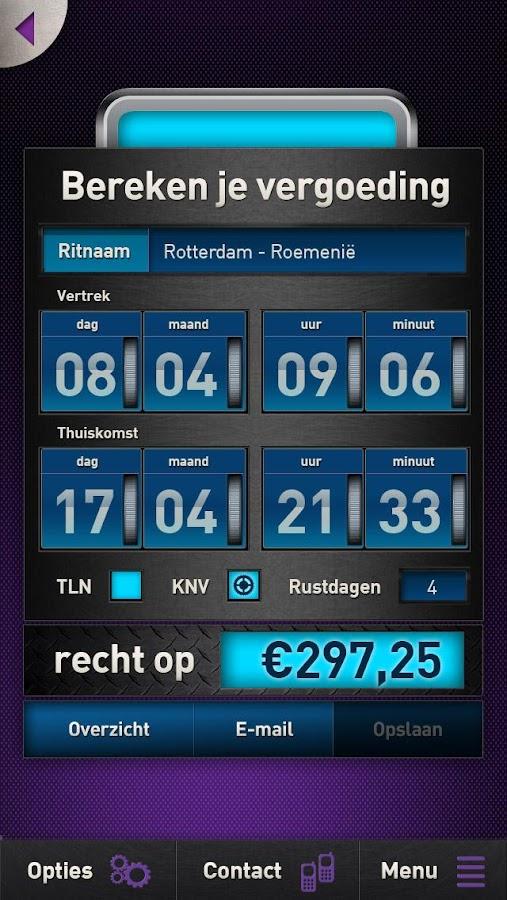 CNV Vakmensen App - screenshot