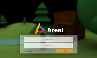 Screenshot of AREAL : Augmented Reality App