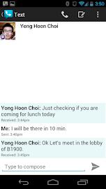 Google Voice Screenshot 3