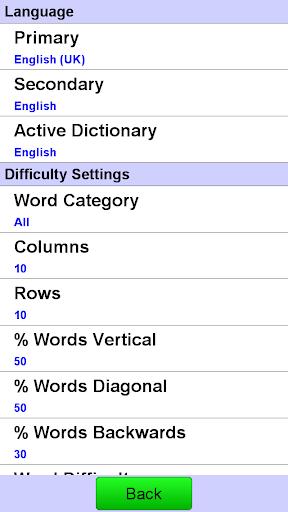 Word Search Ultimate 2.5.2 screenshots 3