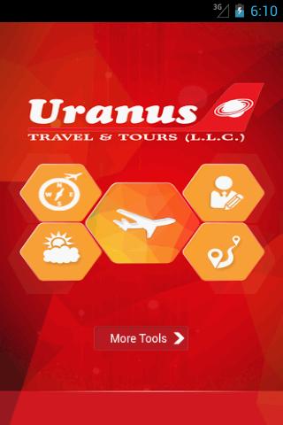 Uranus Travel