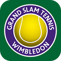 Wimbledon Grand Slam Tennis icon