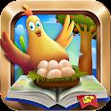 Kids Story: Talking Apple tree icon