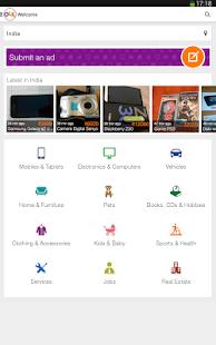 OLX Free Classifieds- screenshot thumbnail