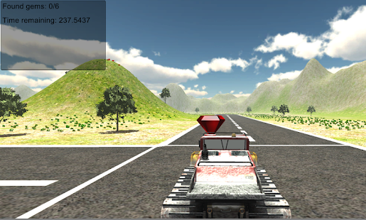 Snow Plow Drive Simulator 3D - screenshot thumbnail