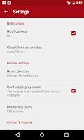 Screenshot of Việt News
