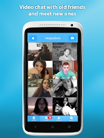 Screenshot of Tinychat - Group Video Chat