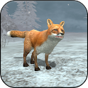 Wild Fox Sim 3D icon