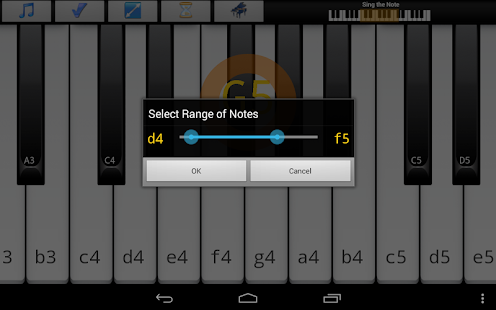 Piano Ear Training Free - screenshot thumbnail