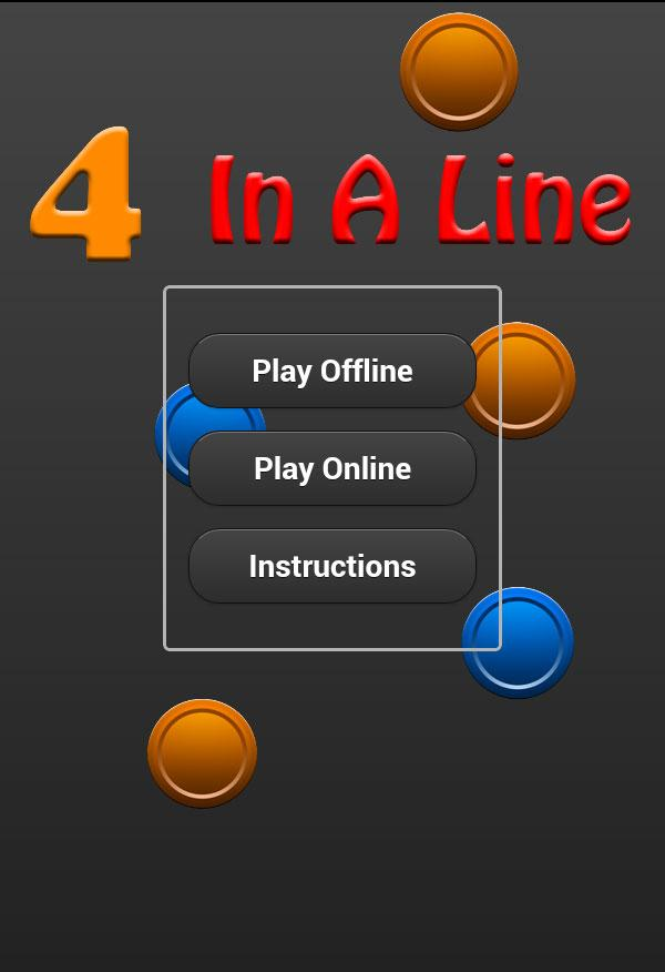 Four In A Line - screenshot