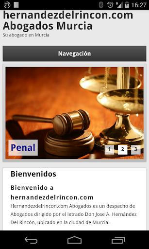 Abogados Murcia H del rincon