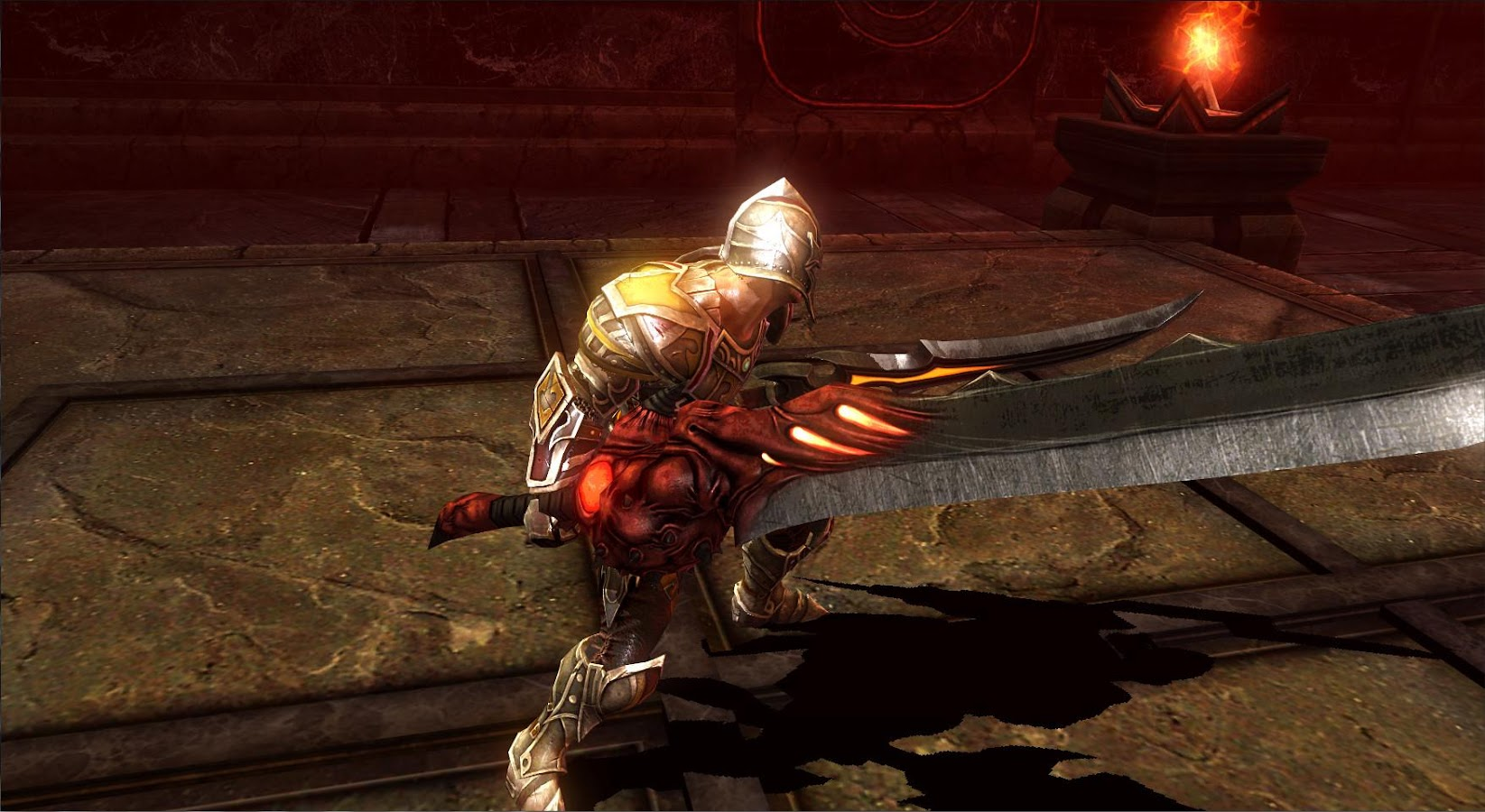 Blood Sword THD- screenshot