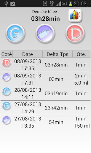 【免費健康App】Baby Time-APP點子