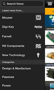 Electronics News - screenshot thumbnail