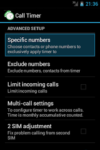 Call-Timer- screenshot thumbnail
