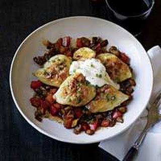 Pierogi Sauce Mushrooms Recipes.