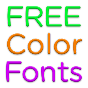 Download Color Fonts for FlipFont #7 - Android Apps on Google Play