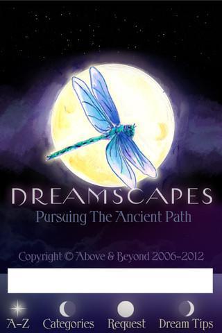 Dreamscapes Dream Dictionary