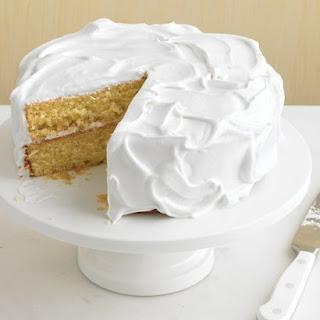 Versatile Vanilla Cake.