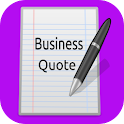 Business Quote logo