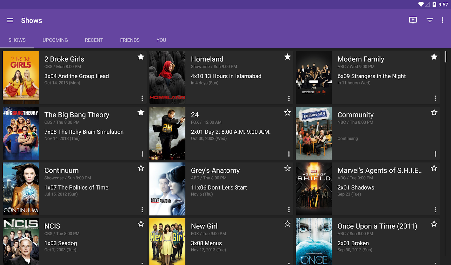 SeriesGuide - screenshot