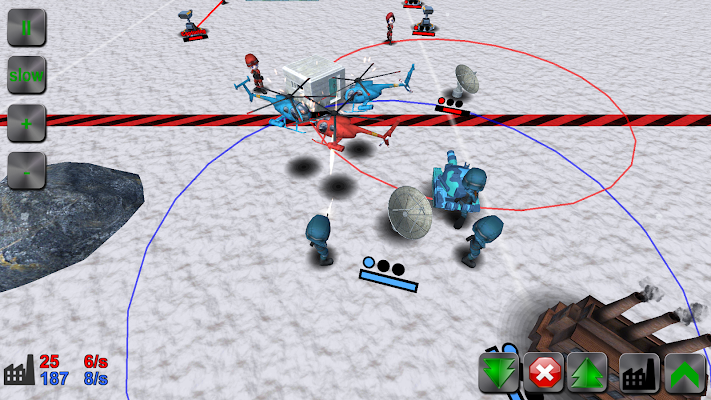 WAR! Showdown RTS - screenshot