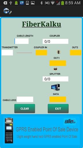 FiberKalku|玩工具App免費|玩APPs