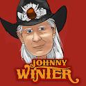 Johnny Winter Bobble Head icon