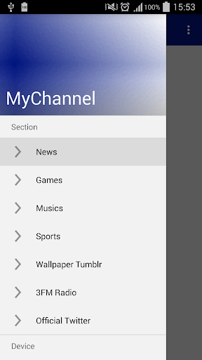 【免費娛樂App】MyChannel-APP點子