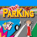 The PARKING (E) logo