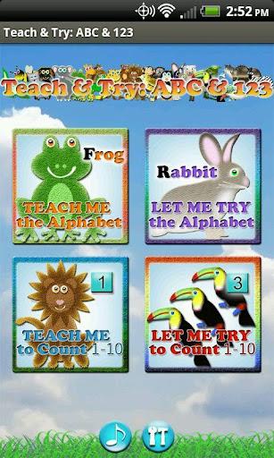 Teach Try: ABC 123 Lite