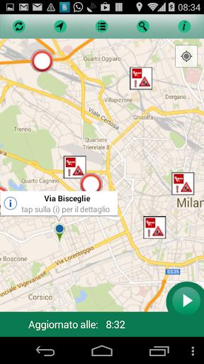 玩交通運輸App|Luceverde Milano免費|APP試玩