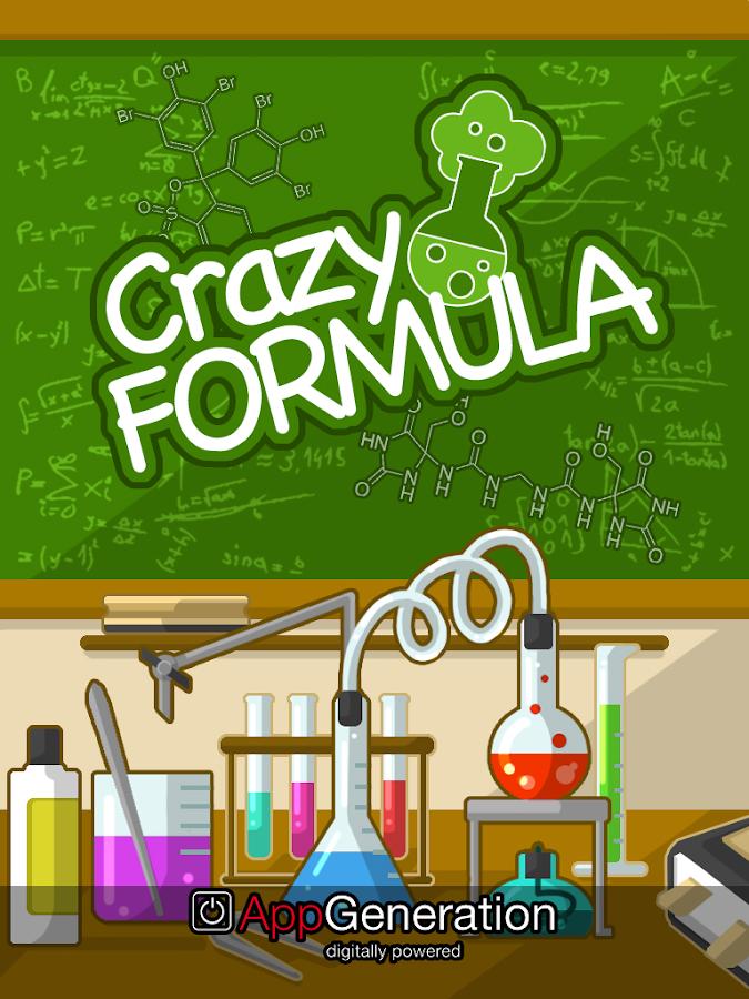 Crazy Formula - screenshot