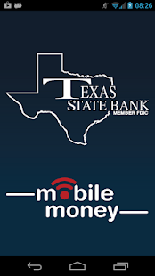Texas State Bank Mobile Money - screenshot thumbnail