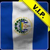 El salvador flag lwp