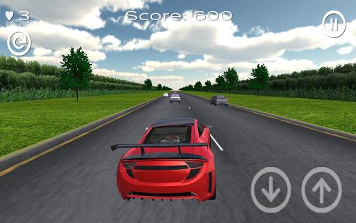 Speed Traffic Racer