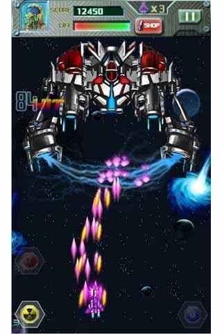 Raiden 2048 HD