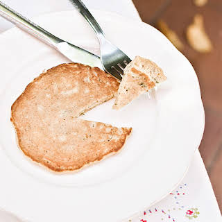 Zucchini Breakfast Pancakes.