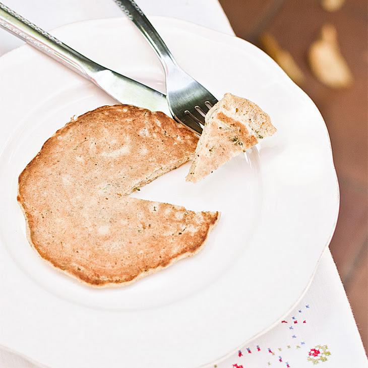 Zucchini Breakfast Pancakes Recipe