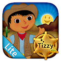 Tizzy Cowboys & Cowgirls Lite icon
