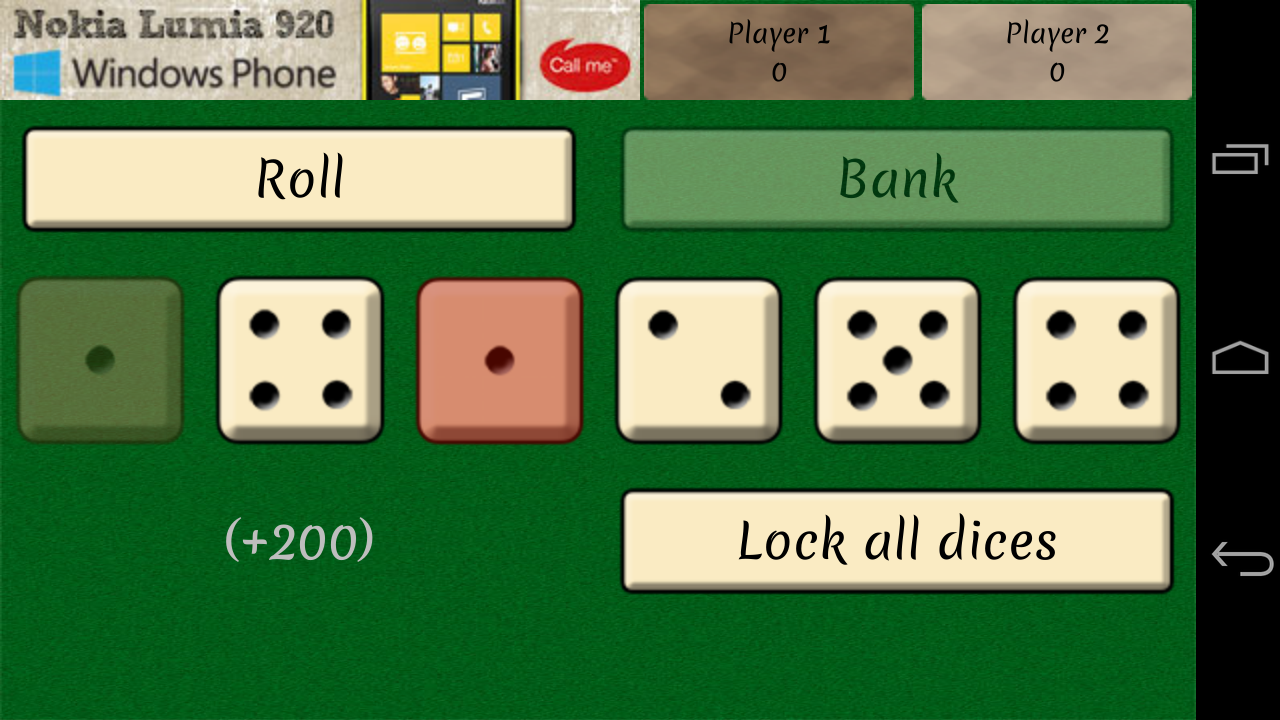 10.000 - The Dice Game- screenshot
