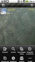 Screenshot of Handcent SMS Hungarian Languag