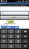 Screenshot of iBus Elx Elche
