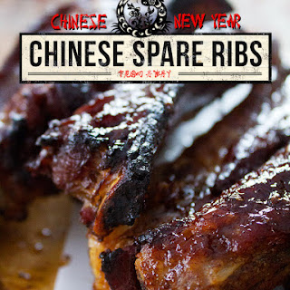 Chinese Spare Ribs.